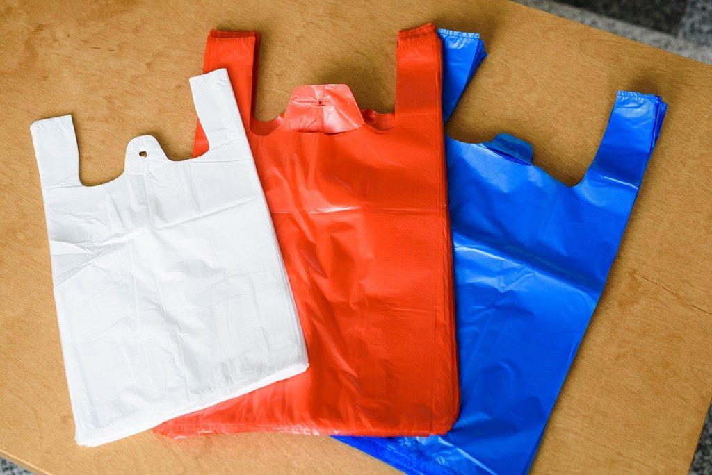 Igelitové tašky
